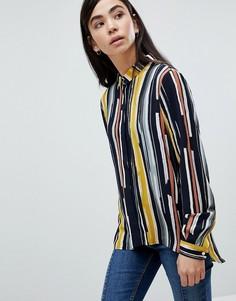 Рубашка в полоску mByM - Мульти