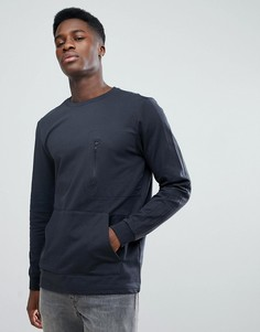 Свитшот с карманами Only & Sons - Серый