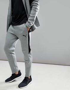 Серые джоггеры Puma Running Evostripe Move 59492403 - Серый