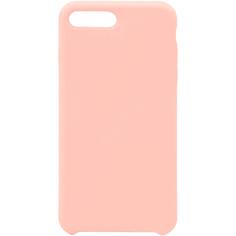 Чехол InterStep iPhone 8/7 Plus SOFT-T METAL ADV розовый