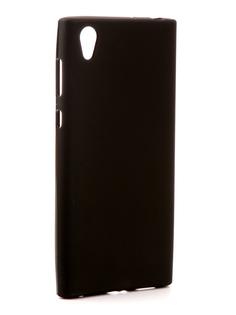 Аксессуар Чехол Sony Xperia L1 G3311/G3312 Svekla Silicone Black SV-SOG3311-MBL