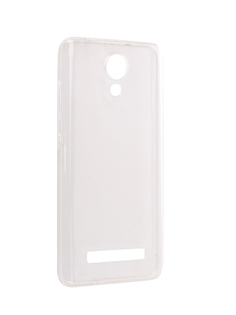 Аксессуар Чехол Philips S327 SkinBox Slim Silicone Transparent T-S-PS327-005