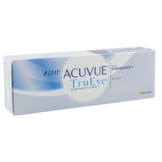 Контактные линзы Johnson & Johnson 1-Day Acuvue TruEye (30 линз / 8.5 / -5.25)