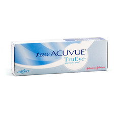 Контактные линзы Johnson & Johnson 1-Day Acuvue TruEye (30 линз / 8.5 / -1.25)