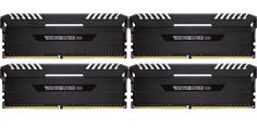 Модуль памяти Corsair Vengeance RGB DDR4 DIMM 3000MHz PC4-24000 - 64Gb Kit (4 x 16Gb) CMR64GX4M4C3000C16