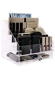 Акриловый мейкап-органайзер diamond collection - Impressions Vanity