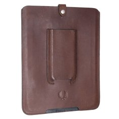 Чехол для iPad Fred Perry Leather Tablet Case Brown