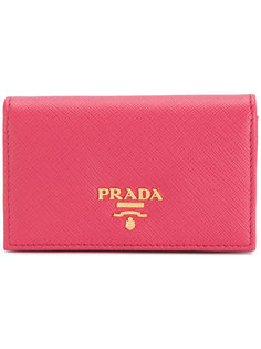 кошелек для карт Prada
