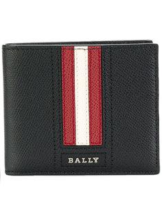 бумажник в полоску Bally
