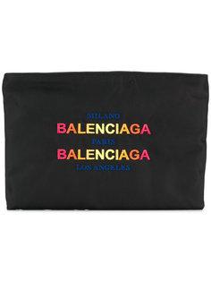 клатч Bal Explorer Balenciaga