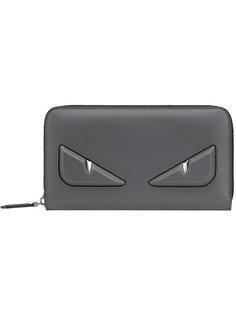 кошелек с аппликацией Bag Bugs Fendi