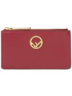 кошелек с логотипом Fendi