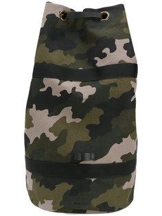 рюкзак с камуфляжным принтом  Tomas Maier