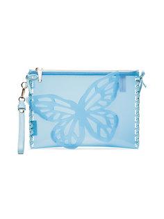 клатч Flossy Butterfly Sophia Webster