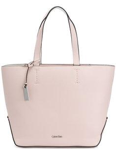 объемная сумка-тоут  Calvin Klein