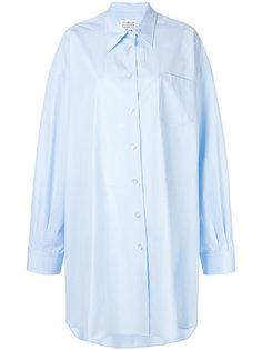 платье-рубашка в стиле оверсайз Maison Margiela
