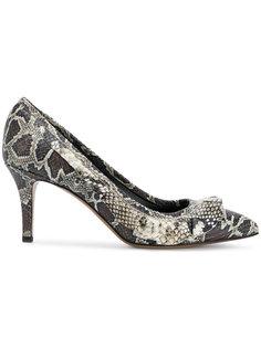 туфли-лодочки Poween с эффектом змеиной кожи Isabel Marant