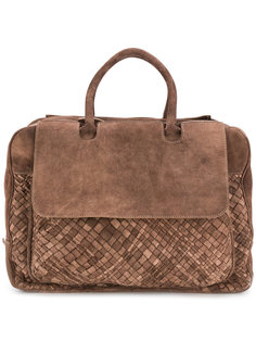 рюкзак с плетеной деталью Eleventy