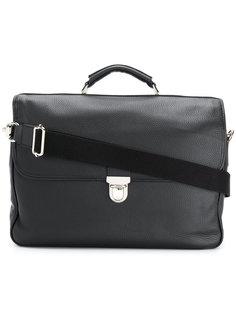 классический чемодан с откидным клапаном Eleventy