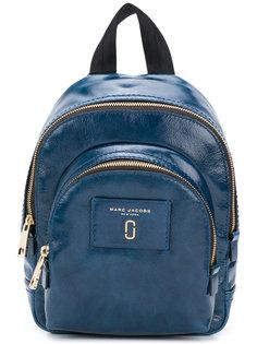 мини-рюкзак с двумя карманами на молнии Marc Jacobs