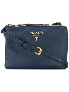 сумка через плечо Vitello Daino Prada