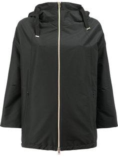 легкая куртка с капюшоном  Herno