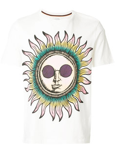 футболка кроя слим Sun Paul Smith