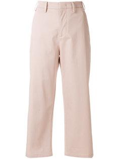 брюки чинос с отворотами  Nº21