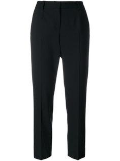 укороченные брюки с полоской по бокам Dolce & Gabbana