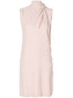 платье с жемчугом Stella McCartney