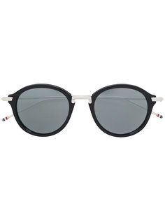 круглые солнцезащитные очки Thom Browne Eyewear