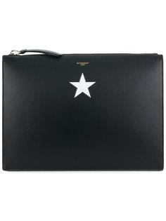 клатч со звездой Givenchy