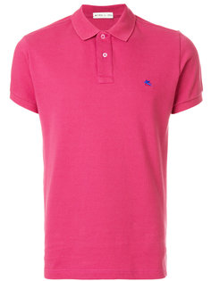 рубашка-поло узкого кроя Etro