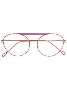 """очки с оправой """"авиатор"""" Delirious"""
