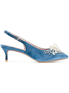 декорированные туфли Pastis Essentiel Antwerp