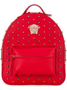 рюкзак с заклепками Medusa Versace