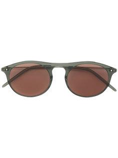 солнцезащитные очки в круглой оправе Delirious