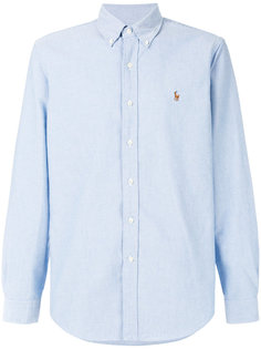 logo embroidered shirt Ralph Lauren