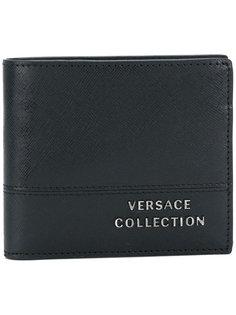 классический бумажник Versace Collection