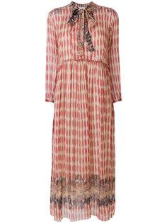 платье с завязкой на бант Forte Forte