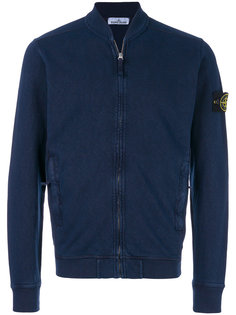 zipped sweatshirt Stone Island
