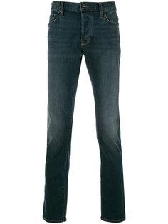 джинсы прямого кроя John Varvatos