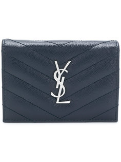 кошелек Classic Monogram Saint Laurent