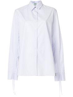рубашка с завязками  Kenzo