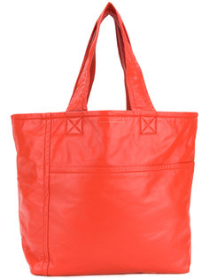 relaxed oversized tote bag Victoria Beckham