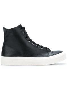 хайтопы на шнуровке Alexander McQueen