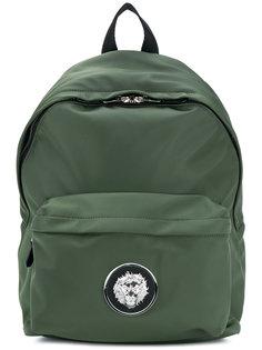 рюкзак с передним карманом на молнии Versus