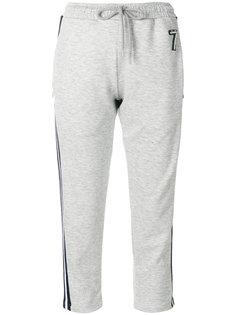 укороченные спортивные брюки  Markus Lupfer
