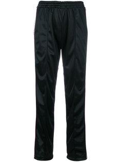 спортивные брюки с логотипом  Forte Couture