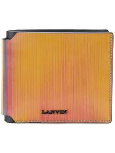 классический бумажник  Lanvin
